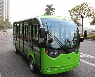 Электробус SHUTTLE S14 72V AGM AC
